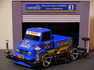 Mercedes-Benz UNIMOG Racer
