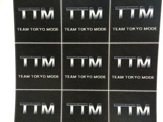 TTMロゴステッカー