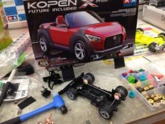S2 KOPEN(コペン)X mz 更新 修理