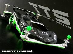 SHAMROCK SWINDLER TTS NO.CXXXV