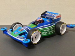 Benetton Astute B194 Ford