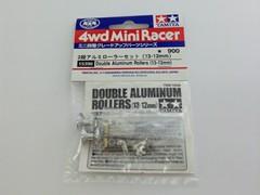 2段アルミローラーセット (13-12mm)