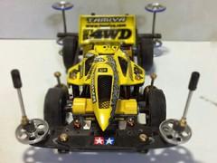 JC Vanquish Yellow