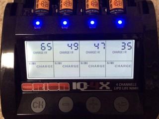 充電器 ORION IQ4X