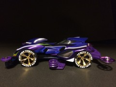 violet versionのハズが、、、(´・Д・)