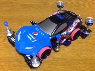 Pepsi TORCRUISER  [MA CHASSIS]
