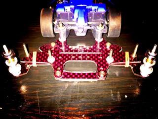 俺式リアピボットバンパー ver1.0