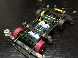 タイプ5立体用 試作型