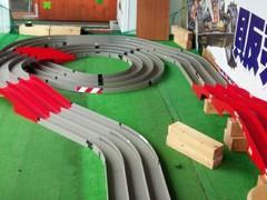 京都山城の開放倉庫コースと今月の大会日