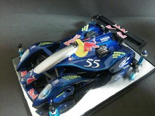 55号車 グランツーリスモX2012