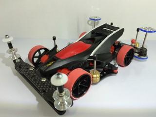 VS 4号車 エアロサンダーショット