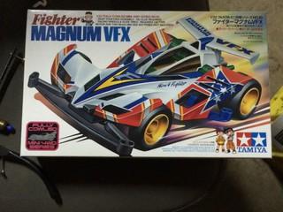 ファイターマグナムVFX