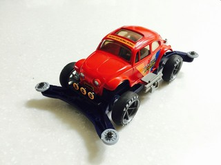 VW beetle -AR