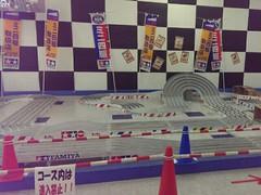静岡夢大陸期間限定5レーンコース