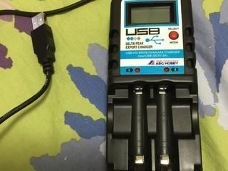 USBデルタピーク