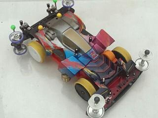 ベースマシン ネオトライダガー FMAR