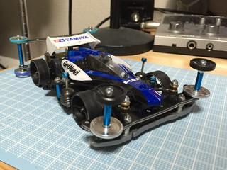 アバンテMk.Ⅱ BLUE