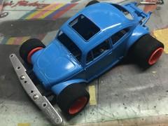 ワイドタイヤ ビートル