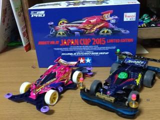 アバンテ MK.III JAPAN CUP 2015