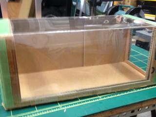 簡易作業ボックス
