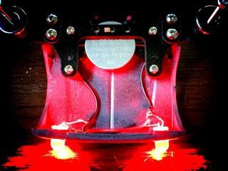 JOKER用提灯一体型LED電源