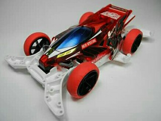 サンダーショット mk2 red special