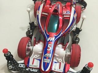 F1 Flame Astute