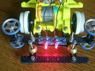初LEDマシン