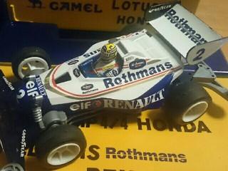 ロスマンズ ウィリアムズ ルノー FW16