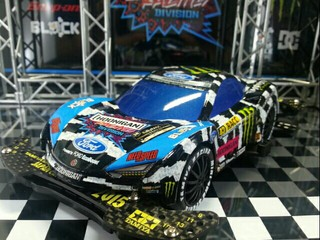 ライキリ・HOONIGAN Racing 2014ver.