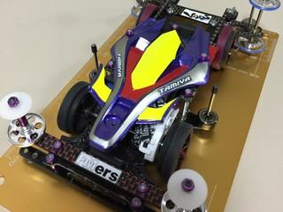 FMアバンテ Mk-Ⅱ 改