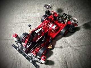 赤黒VS完成!