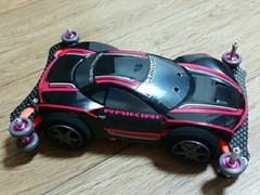 Mini4WD : R/C Conversion