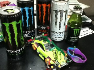 MONSTER ENERGY ALPHAΩTORCRUSER