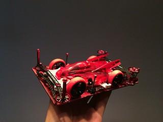 RUSH Mk3       mini-4wd