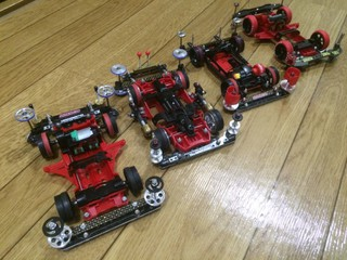 Red & Black CHASSIS