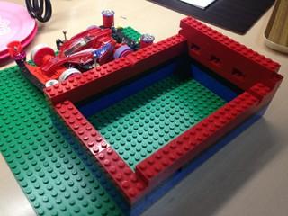 レゴ!レギュレーションボックス!