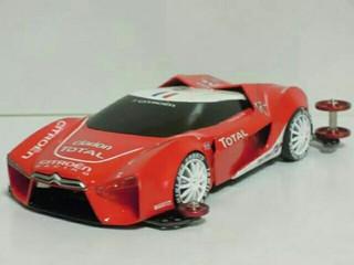 64号車 GT-byシトロエン