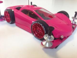 ❸ S2 pink V.D