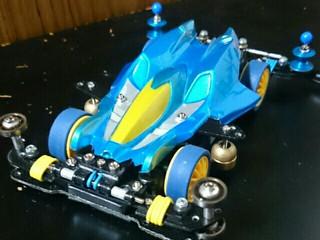 マンタレイmk.2 BlueSP