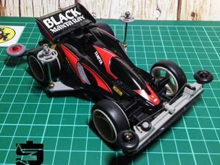 Mantaray Jr Black Special