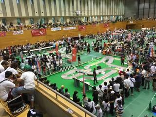 富士通乾電池提供 ミニ四駆ジャパンカップ2015 掛川大会