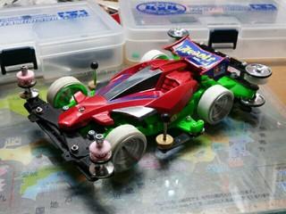MA Chassis MK-II