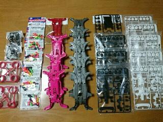MA・AR・スーパーⅡ関連パーツ各種/タイヤ/ボールスタビ[2015/9/10]
