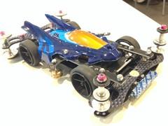 My racing car for Waigo match
