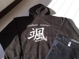 Hokkaido mini4 『颯』Racing team オリジナルTシャツ