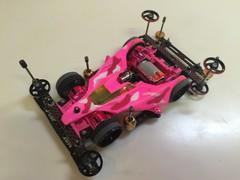 VS Side Mass Danper Pink Camo