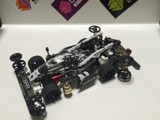 山椒mk2 モデル乳牛