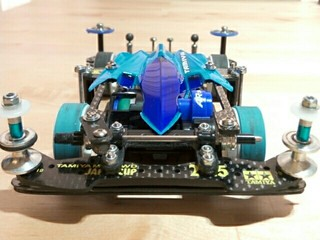Blue AR