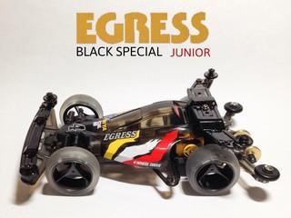 Egress Junior Black Special